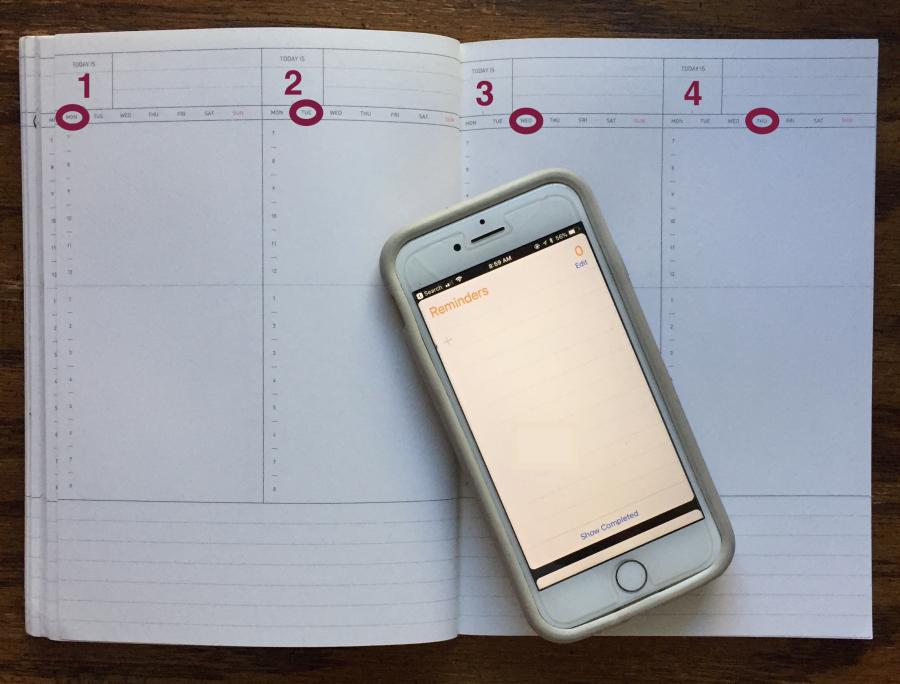 Period Calendar and Tracking App